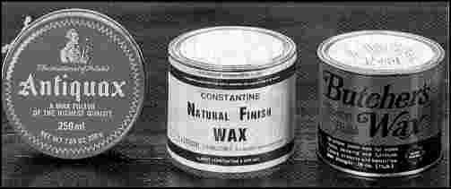 - HOW AND WHEN TO USE PASTE WAX